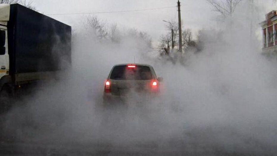 В Воронеже многоквартирный дом остался без отопления