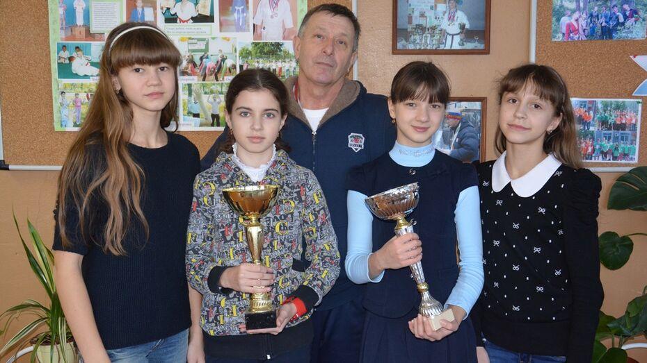 Поворинские легкоатлеты завоевали 6 медалей на районном первенстве