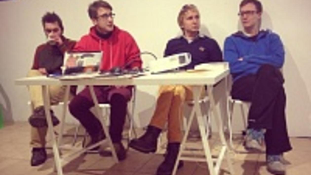 В Воронеже художники из Краснодара рассказали о молодом искусстве в регионах