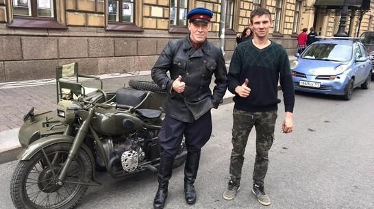 Уроженец Воронежской области снялся в военном художественном фильме «Седьмая симфония»