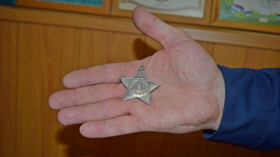 Украденный орден Славы ростовского солдата нашли в Борисоглебске через 75 лет