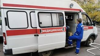 За новогодние праздники жители Воронежской области вызвали «скорую» более 22 тыс раз