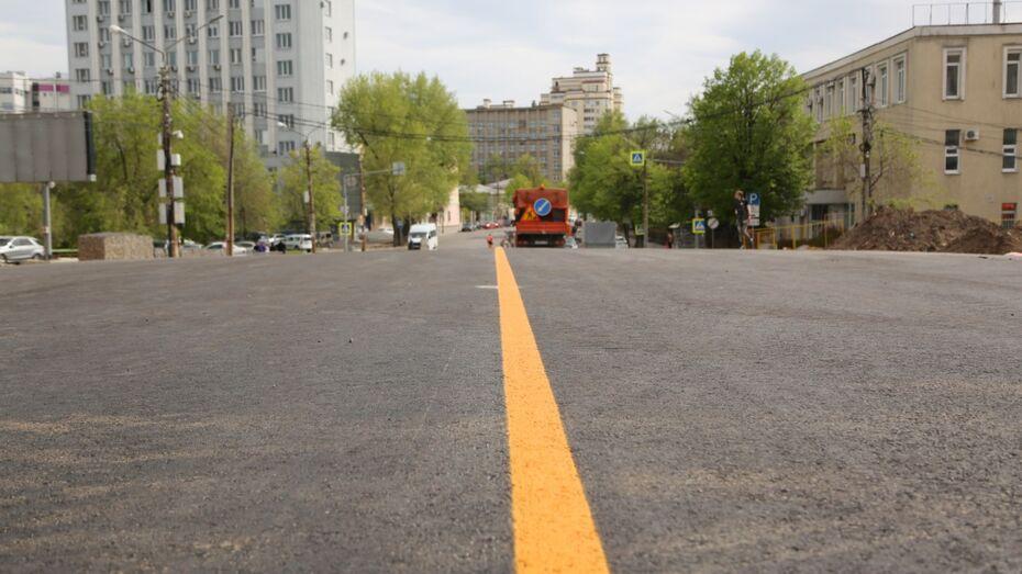 Мэр Воронежа: техническое движение по виадуку у «Работницы» откроем вечером 7 мая
