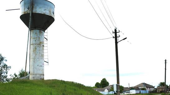 Ремонт водопроводных сетей проведут в лискинском селе Ковалево