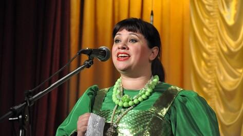 Павловчанка победила на фестивале солдатской и патриотической песни в Воронеже