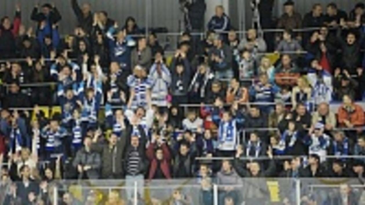 Воронежский «Буран» обыграл на выезде «Титан» и поднялся на 5-ю строчку в чемпионате ВХЛ