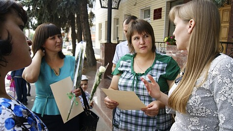 В Аннинском районе сертификаты на улучшение жилищных условий получили 16 молодых семей