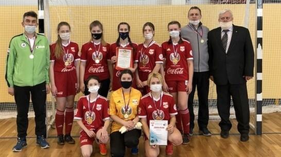 Воробьевская команда победила в областных соревнованиях проекта «Мини-футбол в школу»