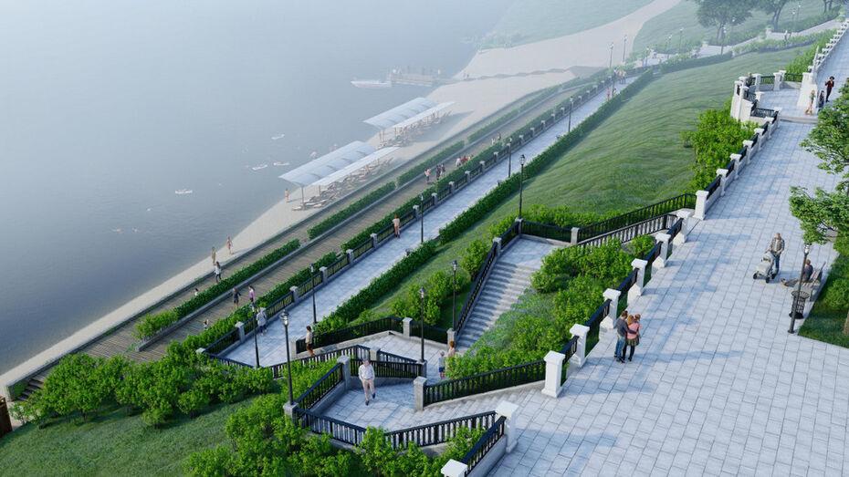 В Павловске на благоустройство набережной направят более 89 млн рублей