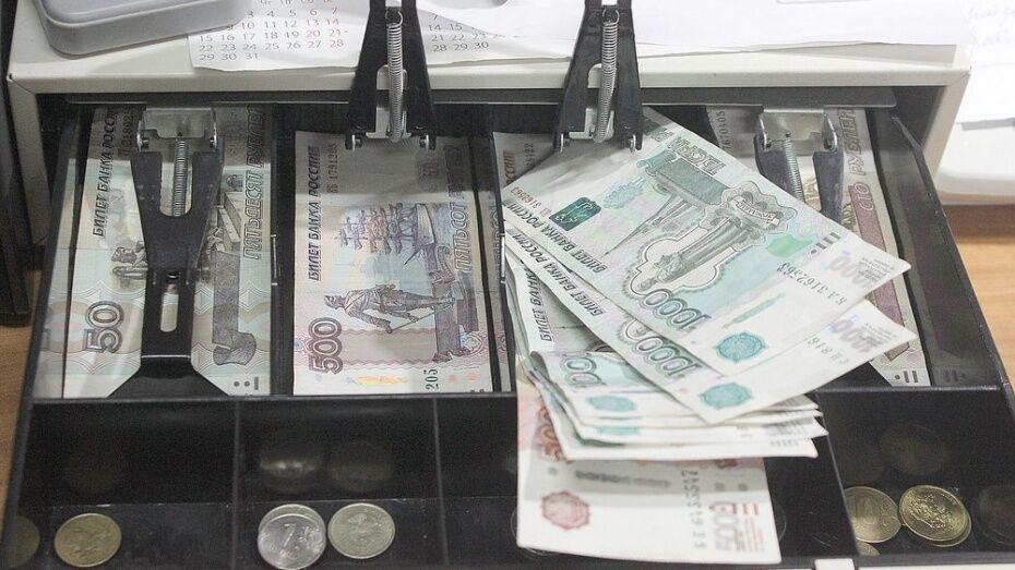 В Эртиле замдиректора супермаркета украл из магазина 100 тыс рублей