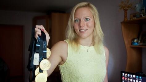 Дарья Стукалова: «6 медалей Чемпионата мира – лучший подарок ко дню рождения»