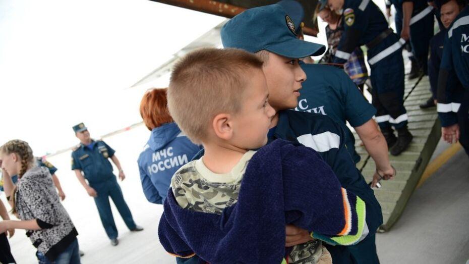 Министр ЧС поблагодарил Воронежскую область за спасение граждан Украины