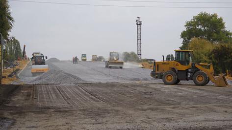 Участок федеральной трассы Р-22 в Воронежской области отремонтируют к осени 2022 года