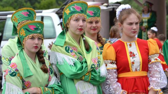 Районный фестиваль народного творчества «Славянская душа» пройдет в Лисках 22 мая
