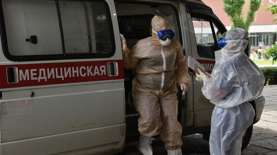 За сутки 296 воронежцев заболели COVID-19