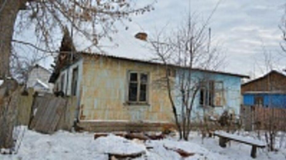 83-летний житель Острогожска погиб в своем доме во время пожара