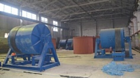 На Семилукском огнеупорном заводе в декабре запустят новую производственную линию