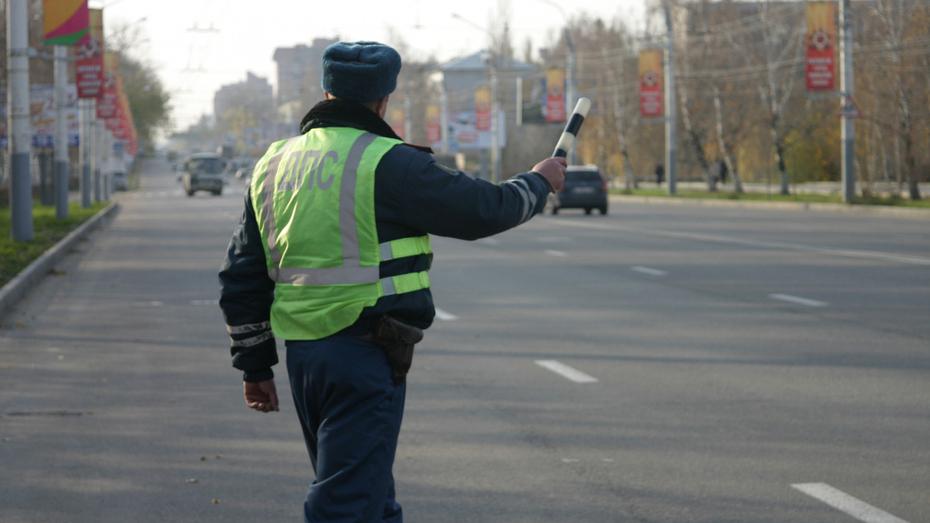 Воронежская госавтоинспекция проведет сплошные проверки на трезвость