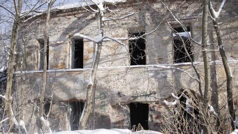 Легенды Воронежа. Дом с ледяным паркетом