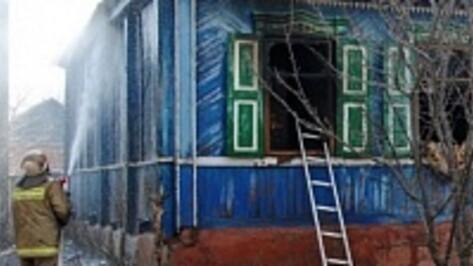 Пенсионерка из Лискинского района погибла при пожаре из-за курения в постели