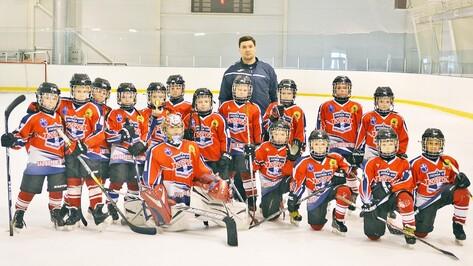 Юные бобровские хоккеисты завоевали «серебро» в межрегиональном детском турнире