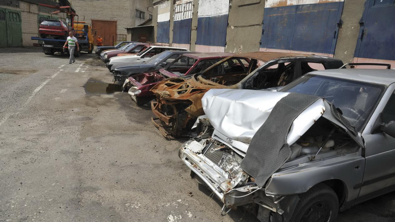 Куда эвакуируют автомобили в воронеже