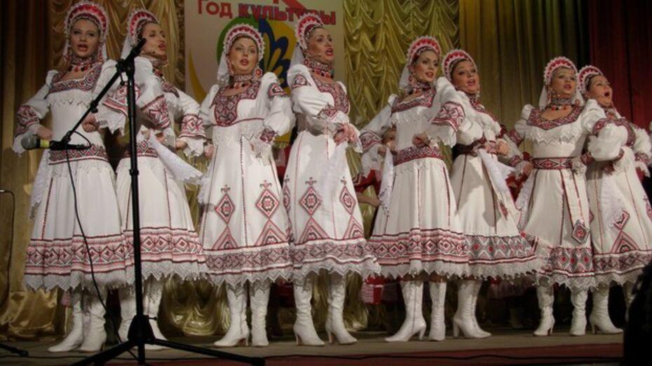 В Павловском районе стартовал Год культуры