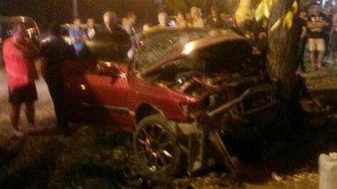 Разбившийся в Воронеже на Subaru 17-летний юноша умер в больнице