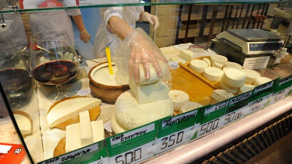 Итальянец оценил качество сыров на Центральном рынке Воронежа
