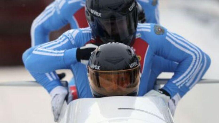 Воронежский бобслеист взял «бронзу» на Чемпионате России
