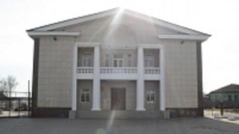 В селе Хохол состоялся концерт артистов воронежской филармонии