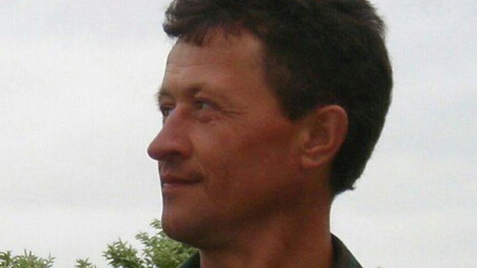 В Воронежской области пропал 48-летний мужчина