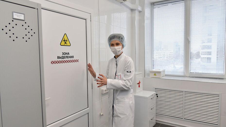 За сутки в Воронежской области зафиксировали 182 новых больных коронавирусом