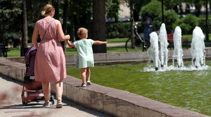 Температура воздуха перевалит за +30 на последней неделе июля в Воронеже