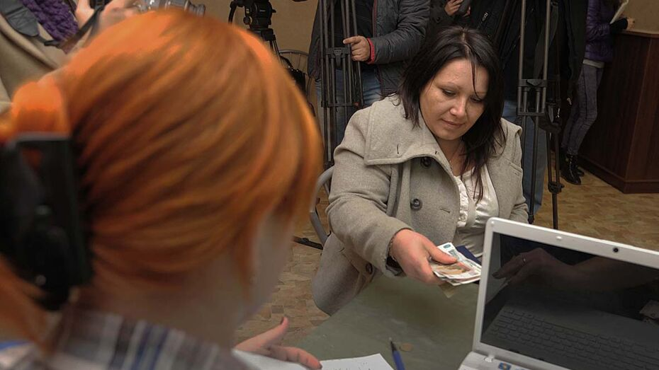 Переселенцы из Донбасса в Воронежскую область вновь получат пособия