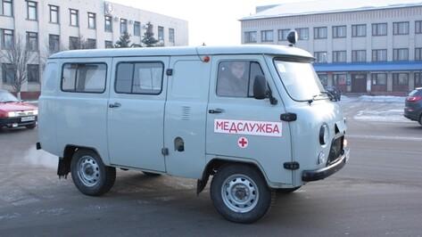 Ольховатские медики получили вездеход