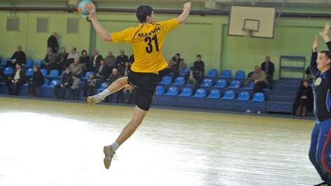 Воронежская гандбольная «Энергия» выиграла впервые с сентября