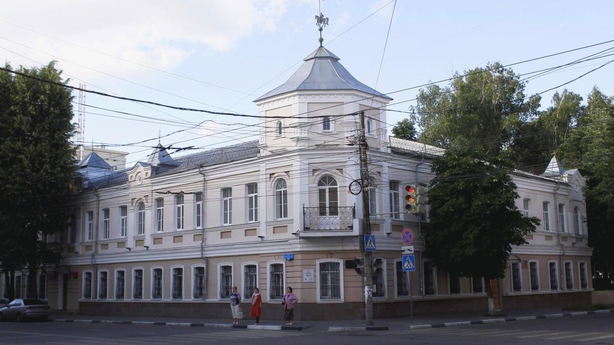 Легенды Воронежа. Блистательный «Гранд-Отель»