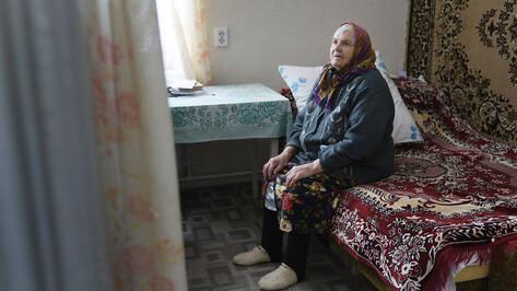 Воронежский губернатор продлил самоизоляцию для пенсионеров