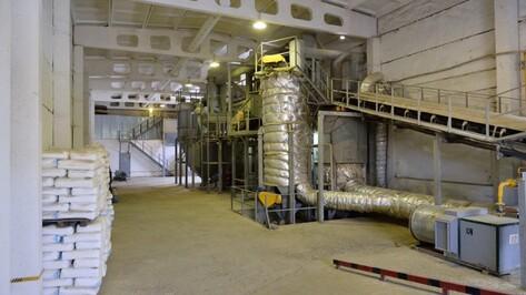 Завод глинопорошков в Воронежской области запустит новую линию