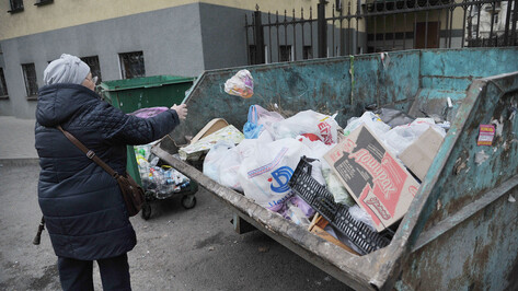 Воронежцам предложили самостоятельно сообщать о «мертвых душах» в платежках за мусор