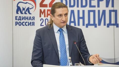 Сергей Чижов в Воронеже: «Россия должна перейти к экономике знаний»