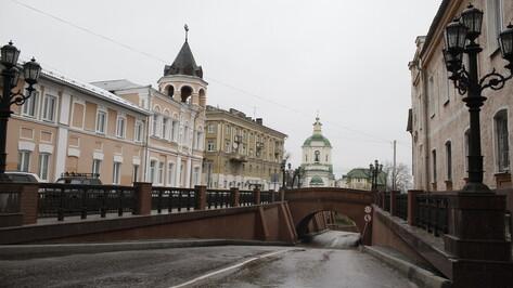 Легенды Воронежа. Каменный мост