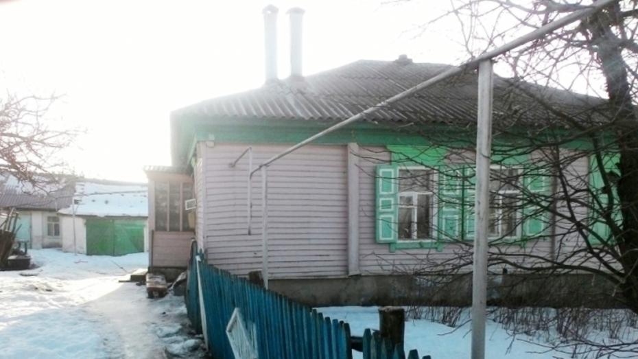 Пожарный датчик спас многодетную семью в Воронежской области