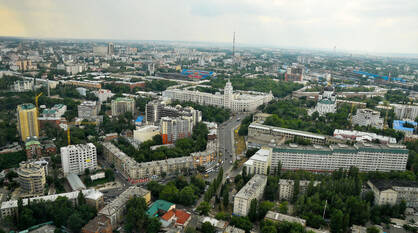 Воронежцев пригласили обсудить застройку исторического центра города