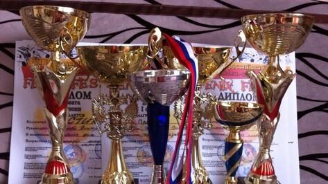 Знание восточных традиций принесло аннинцам победу на всероссийском фестивале танца