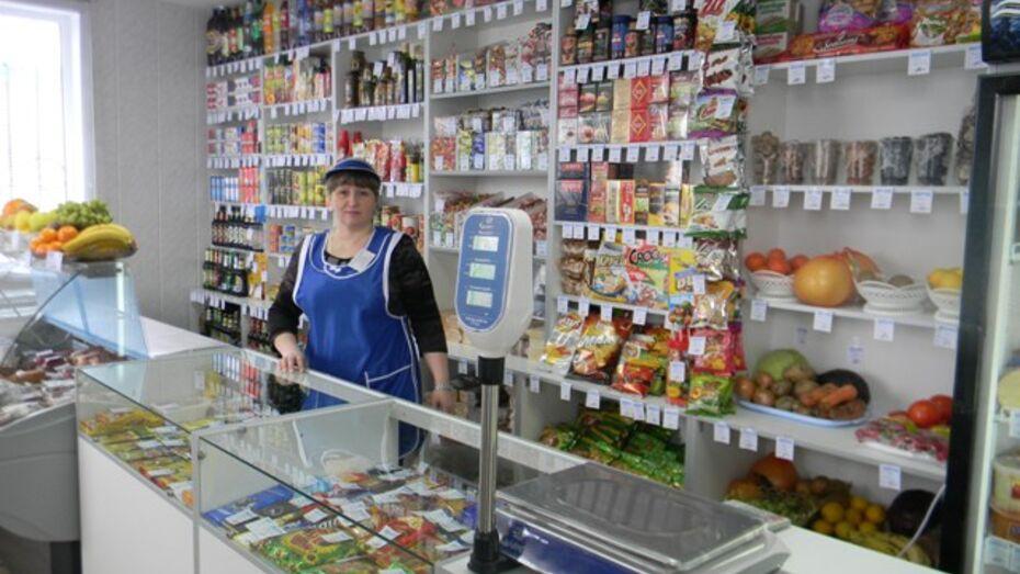 В Подгоренском районе впервые за 20 лет открыли сельский магазин