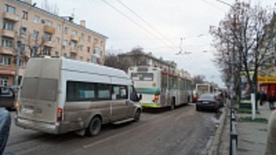 В Воронежской области запретили эксплуатировать 163 автобуса