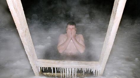 «Поберегите себя». Воронежцев попросили не купаться на Крещение, но купели подготовили