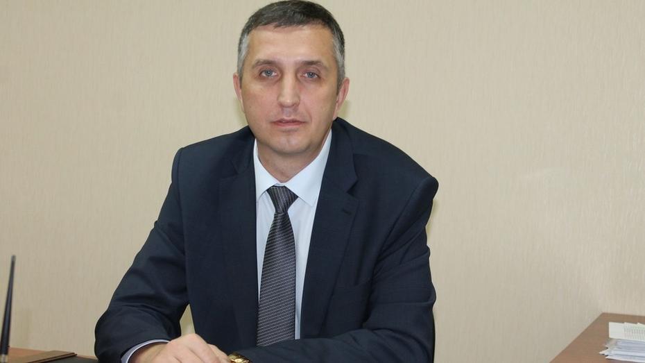В Борисоглебске заместителем главы администрации стал Алексей Морозов
